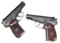 pistole makarov pm63