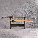 Japonské wakizashi Nobunaga