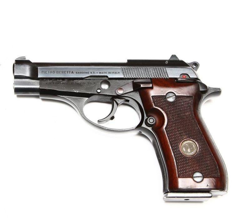 Beretta 87 BB .22 LR