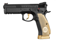 Pistole CZ 75 SP-01 Shadow, limitovaná edice 85 let