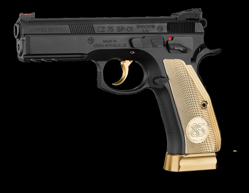 Pistole CZ 75 SP-01 limitovaná edice
