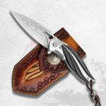 zavírací nůž Dellinger Cloverleaf