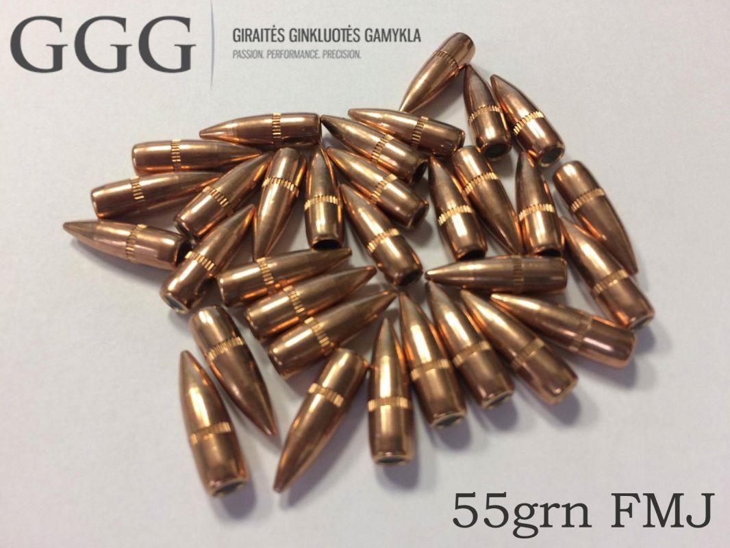 ggg střela 223 remington