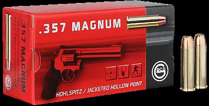 Náboj Geco 357 Magnum JHP