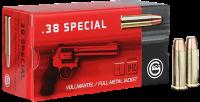 Geco 38 Special FMJ 10,2 g