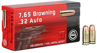 Geco 7,65 Browning FMJ 4,75 g