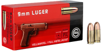 Geco 9 mm Luger FMJ 8,0 g