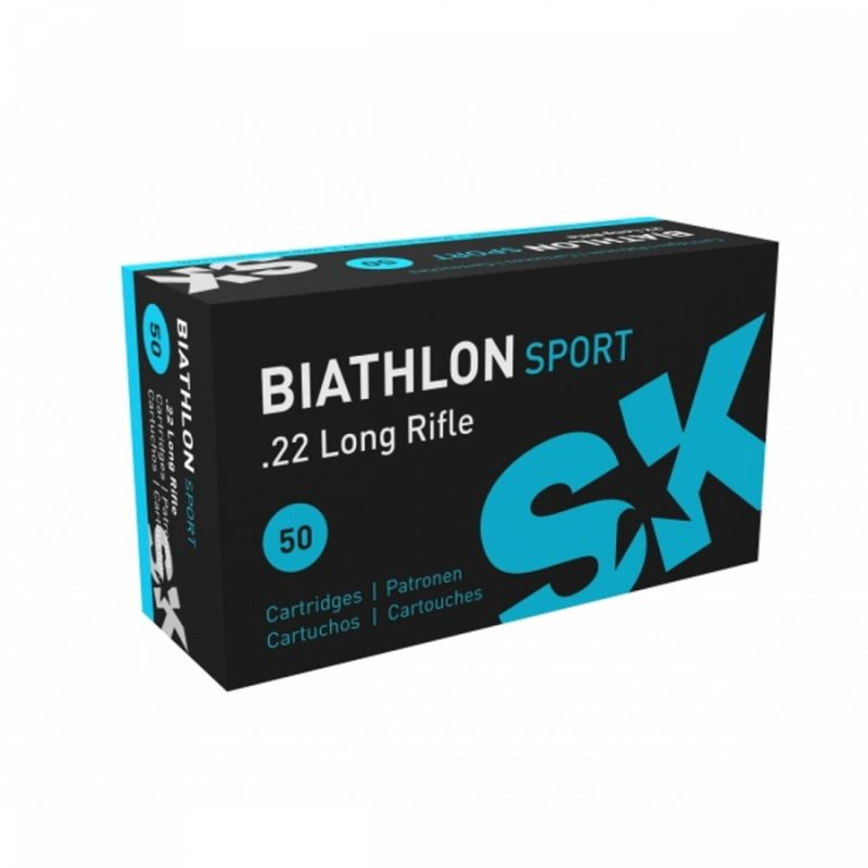 Náboj Lapua SK Biathlon Sport