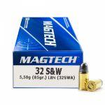 Magtech 32 S&W Short LRN 5,5 g