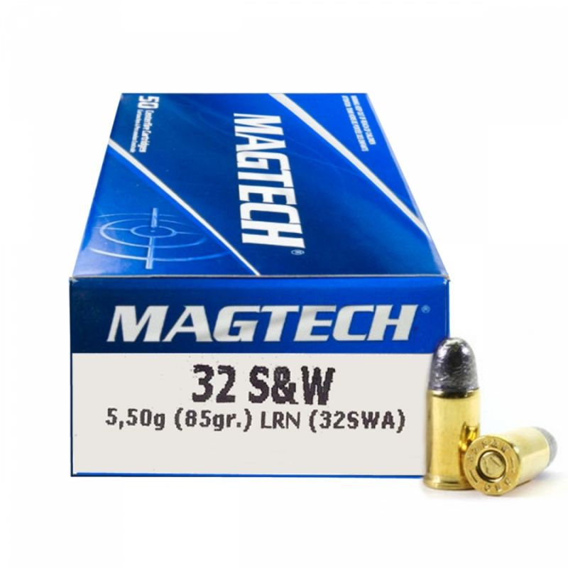 Náboj Magtech 32 S&W LRN