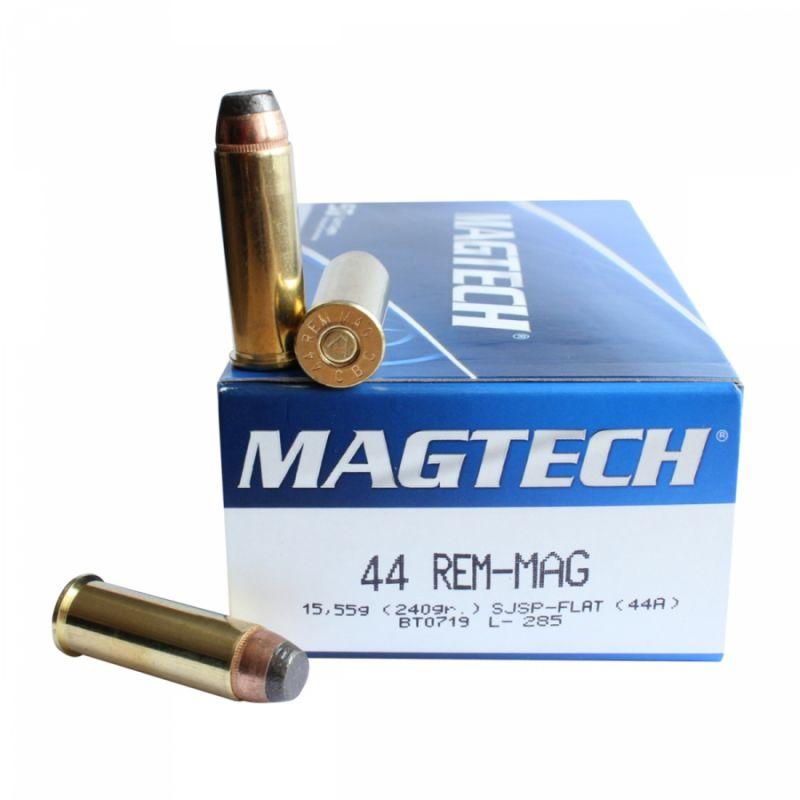 Náboj Magtech 44 Rem Mag SJSP