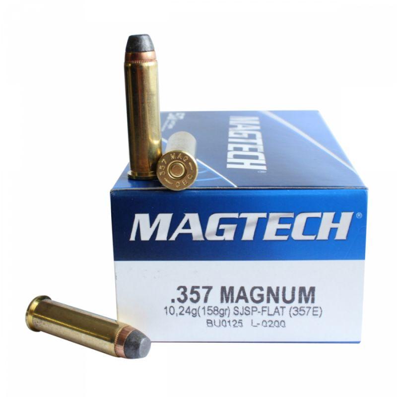 Náboj Magtech 357 Magnum SLSP