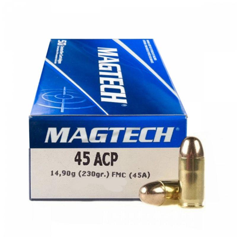 Náboj Magtech 45 ACP FMJ