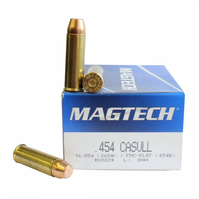 Náboj Magtech 454 Casull FMJ