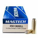 Magtech 454 Casull SJSP 16,85 g