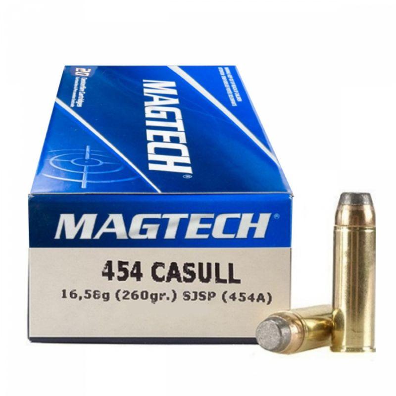Náboj Magtech 454 Casull SJSP