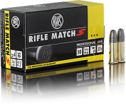 RWS 22 LR Rifle Match S