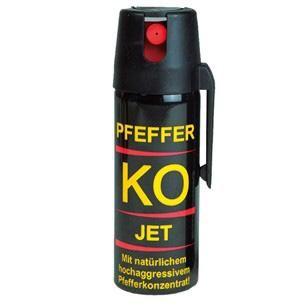 Pepřový spray KO Jet