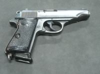 Walther - Manurhin PP 7,65 Br.