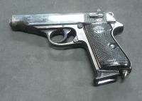 pistole walther manurhin PP