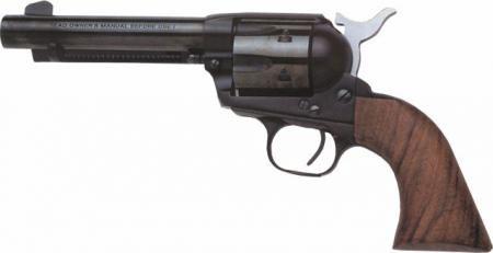 Plynový revolver Weihrauch SA black