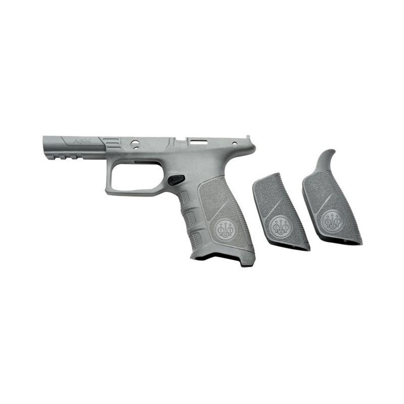 Beretta grip frame šedý