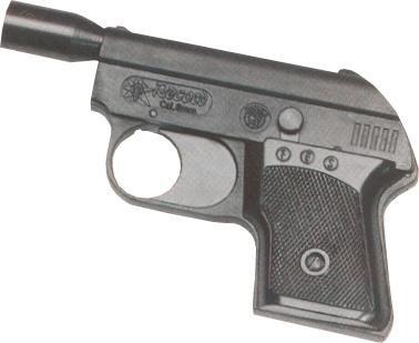 Startovací pistole Record GP1S