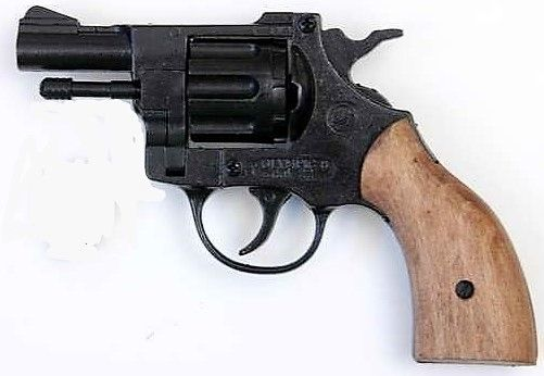 Sartovací revolver Olympic 6