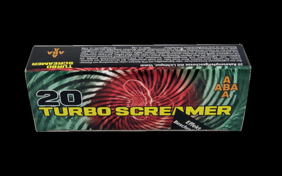 Světlice Turbo Screamer
