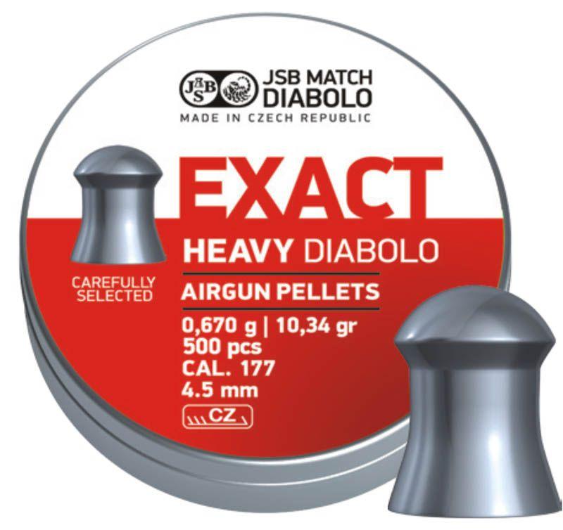 diabolky JSB Exact Heavy