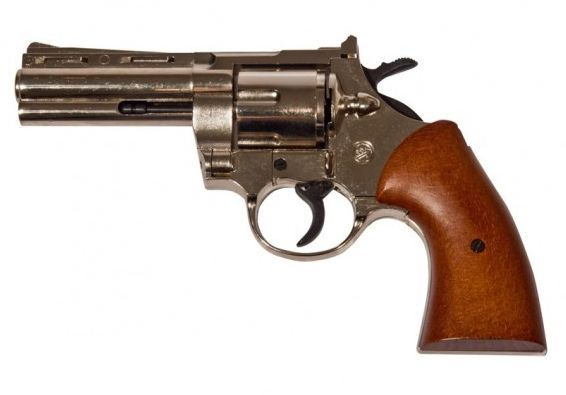 Revolver Bruni Magnum nikl