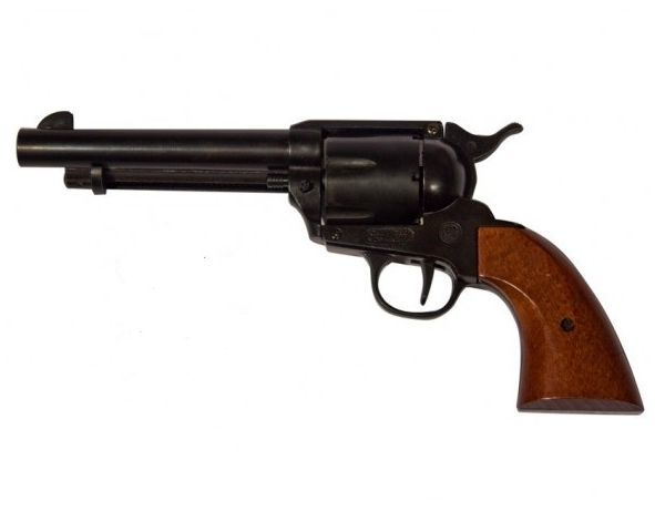 Revolver Bruni SA black