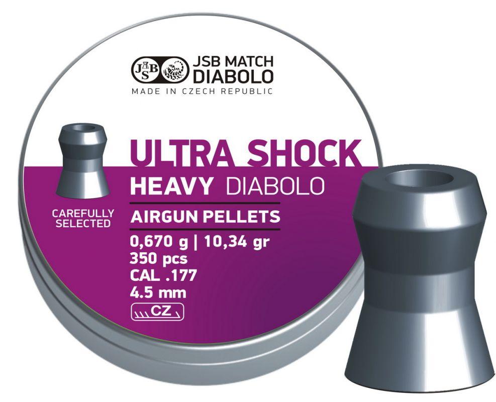 diabolky JSB Heavy Ultra Shock 5,50