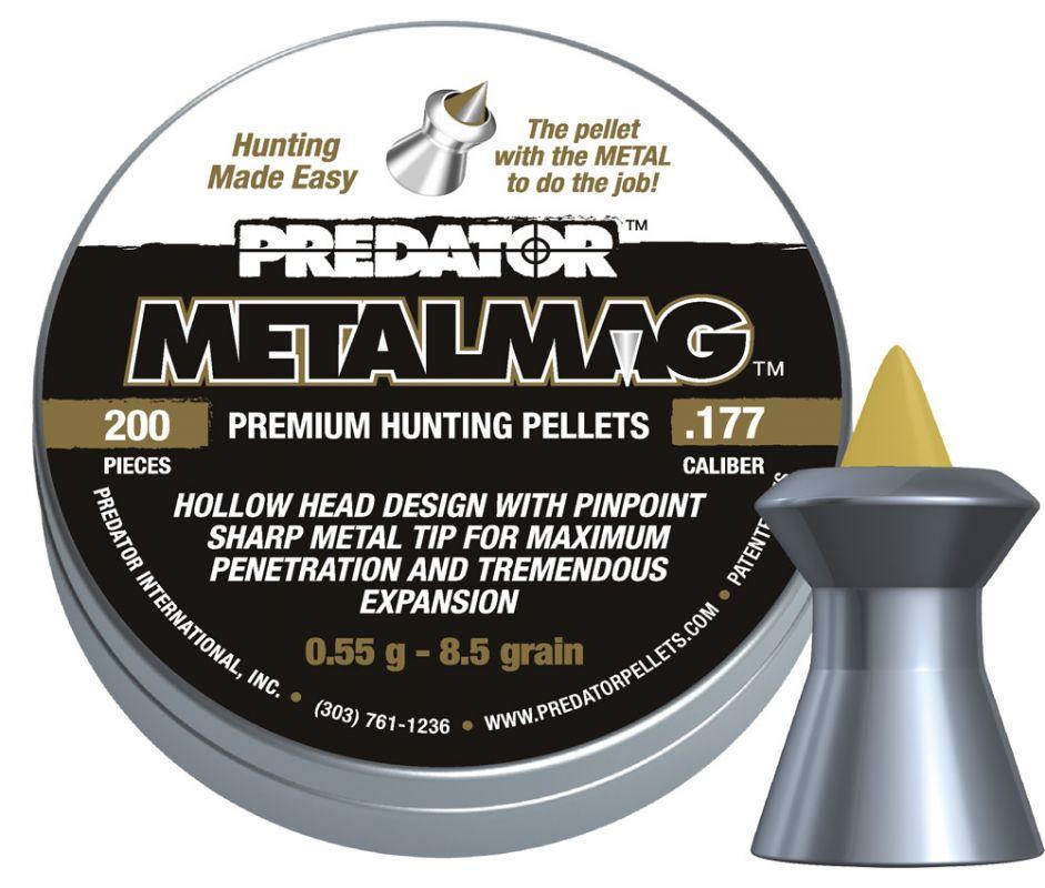 diabolky JSB Metalmag Predator 4,5
