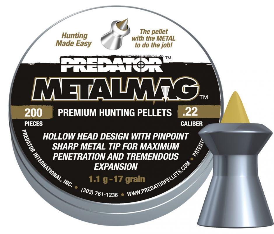 diabolky JSB Metalmag Predator 5,5