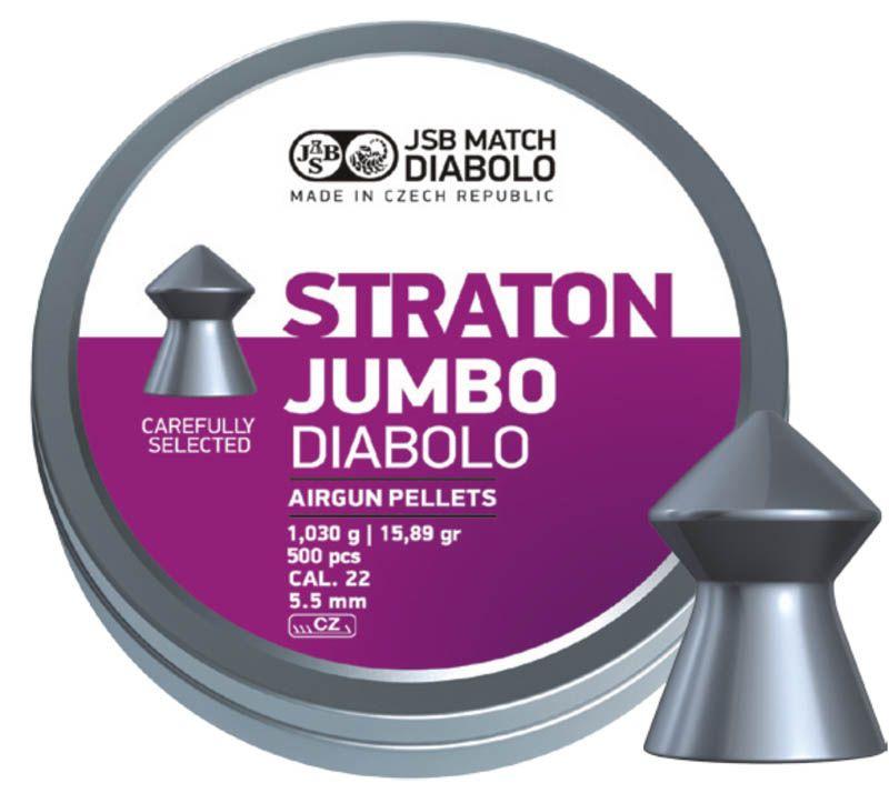 diabolky JSB Straton Jumbo 5,50