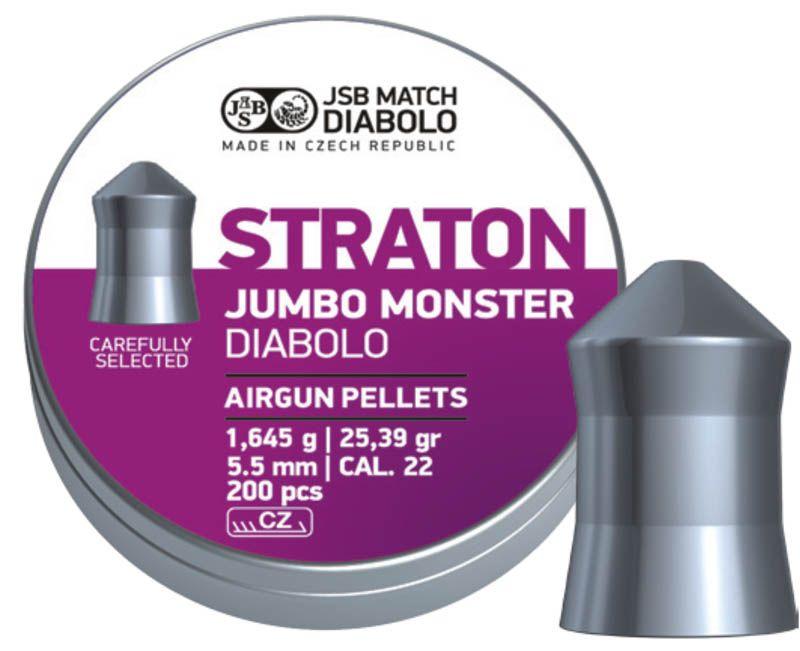 diabolky JSB Straton Monster 5,50