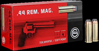 Náboj Geco 44 Rem Mag SP