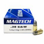 Magtech 38 S&W LRN 9,46 g