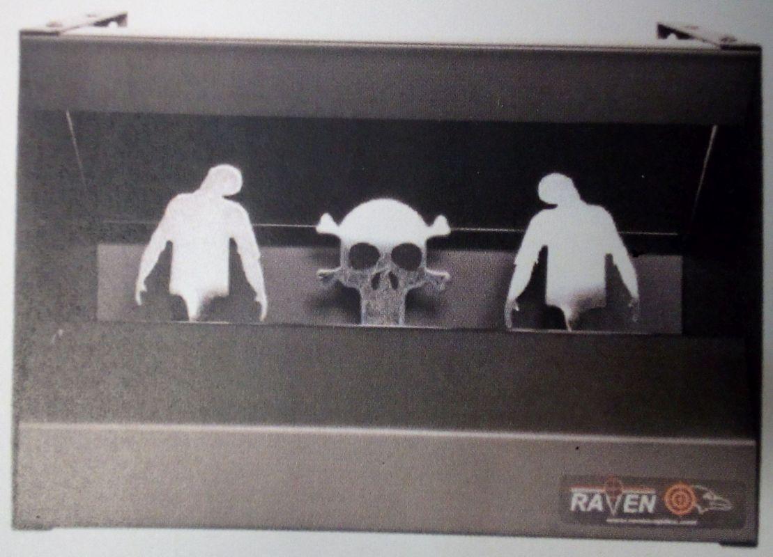 střelnice Raven zombíci