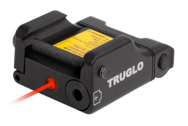 laser truglo micro tac červený
