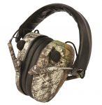 Elektronická sluchátka Caldwell E-max Stereo Low profile camouflage