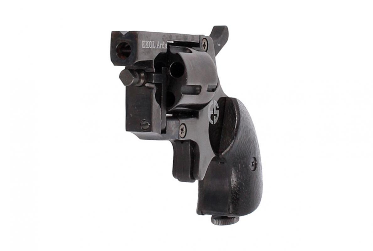 Flobertkový revolver Arda 4 mm Flobert černý Ekol-Voltran
