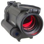 Kolimátor Truglo Red Dot 30mm a červený laserový značkovač Truglo Tru-Tec Tru-glo