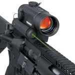 Kolimátor Truglo Red Dot 30mm a zelený laser Truglo Tru-Tec