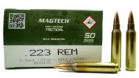 Magtech 223 Rem FMJ First Defense Tactical 3,56g
