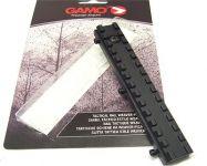Montáž Gamo - redukce 11 mm na weaver 22 mm