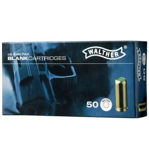 umarex walther 8 mm knall blank