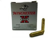 Winchester 22 LR Super X, brokové