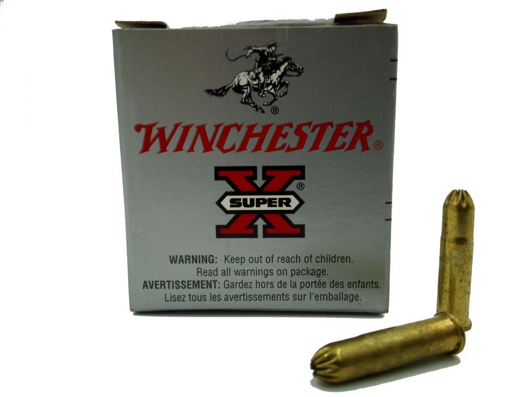 Náboj Winchester X-Super 22 LR brokové